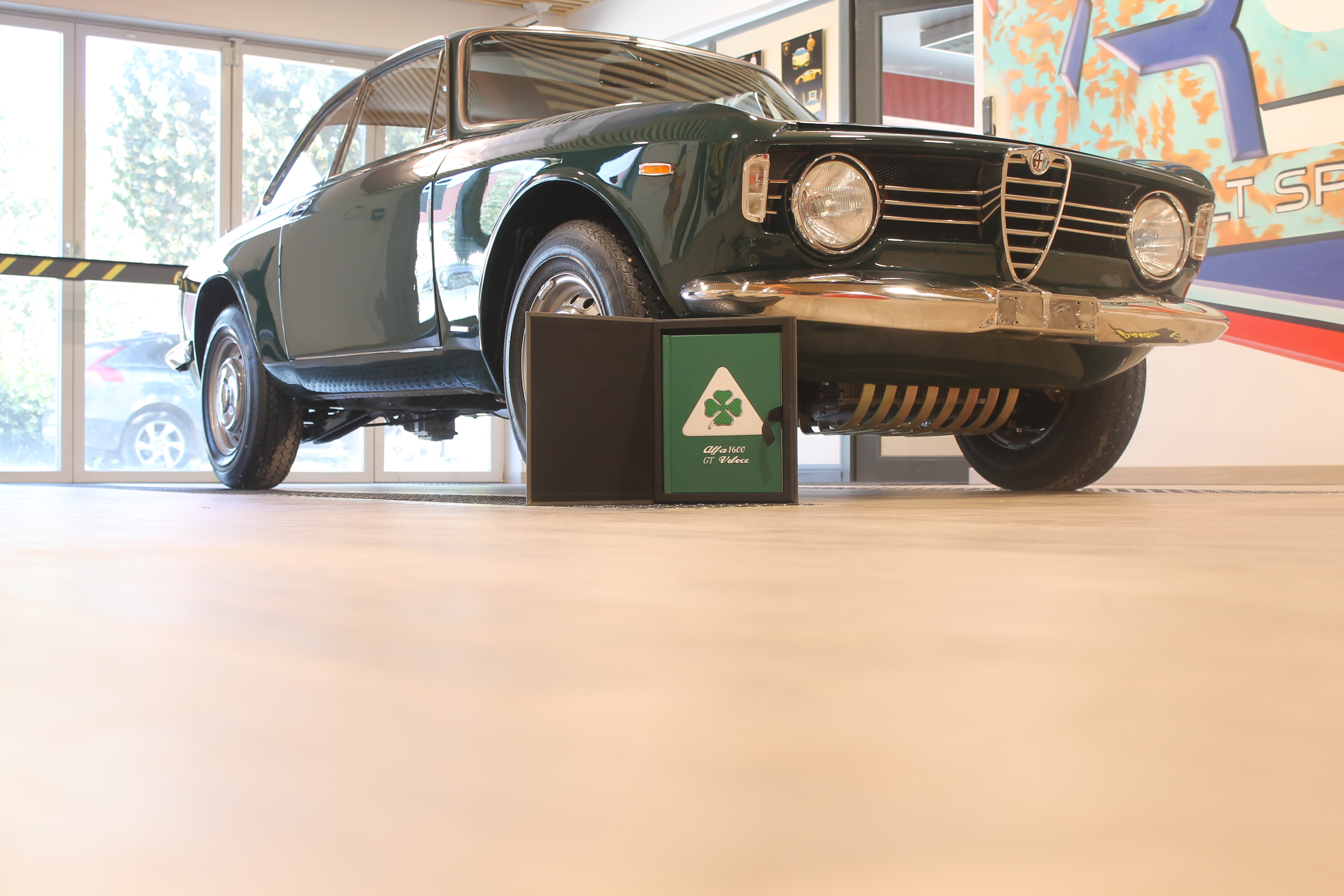 Alfa Romeo Giulia GT Sprint 1600 Veloce